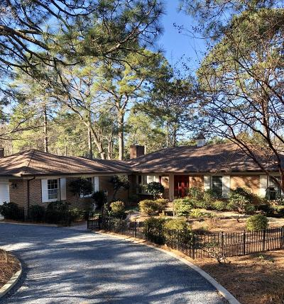 Whispering Pines Single Family Home Active/Contingent: 152 Pine Ridge Drive