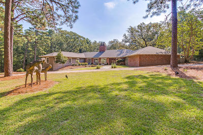 Southern Pines Single Family Home For Sale: 1645 E Indiana Avenue