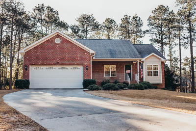 Southern Pines Single Family Home Active/Contingent: 103 Rob Roy Road
