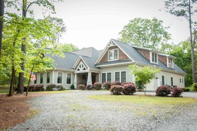Southern Pines Single Family Home For Sale: 680 N Bethesda Road