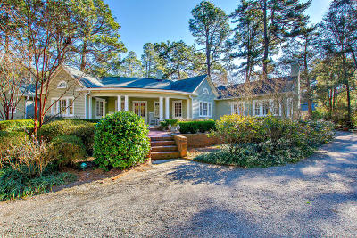 Southern Pines Single Family Home For Sale: 640 E Massachusetts Avenue