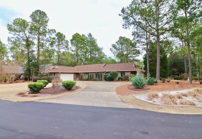 Pinehurst Single Family Home For Sale: 4 Lacosta Lane