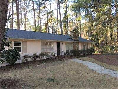 Moore County Rental For Rent: 670 S S Valley Rd Road
