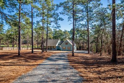 Southern Pines Single Family Home For Sale: 385 Central Drive