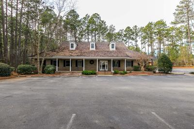 Moore County Commercial For Sale: 165 Turnberry Way