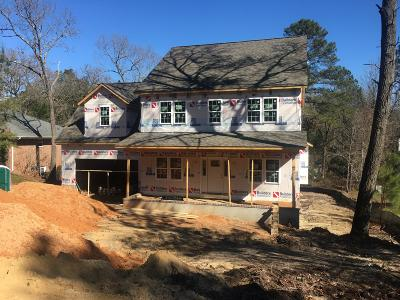 Pinehurst NC Single Family Home Active/Contingent: $329,000