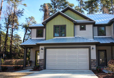 Southern Pines Condo/Townhouse For Sale: 681 S Ashe Street