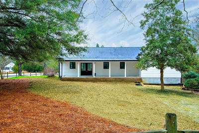 Vass Single Family Home Active/Contingent: 1212 Youngs Road