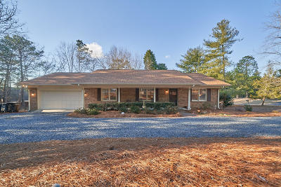Moore County Single Family Home Active/Contingent: 1 Butte Court