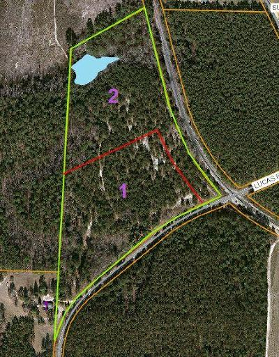 West End Residential Lots & Land For Sale: 210 Lucas Road
