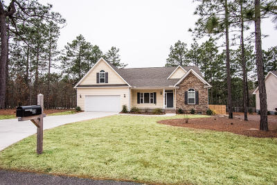 Pinehurst Single Family Home For Sale: 20 Minikahada Trail
