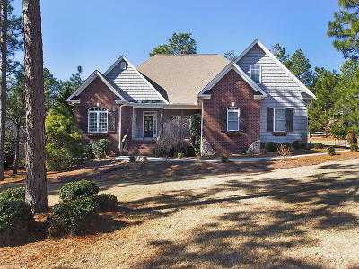 Moore County Single Family Home Active/Contingent: 104 Rector Drive