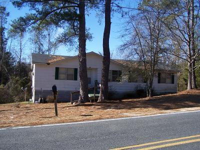 Single Family Home For Sale: 184 Mary Wall Road