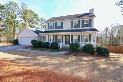 Carthage Single Family Home For Sale: 515 Pinetop Drive