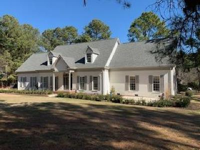 Southern Pines Single Family Home Active/Contingent: 110 Penn Carol Lane