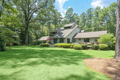 Moore County Farm For Sale: 628 Cross Country Lane