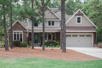 Moore County Single Family Home Active/Contingent: 48 Spearhead Drive
