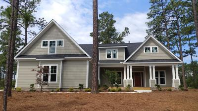 Moore County Single Family Home Active/Contingent: 110 Centerwood Court