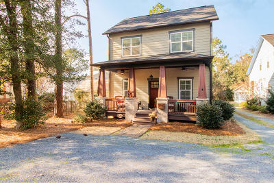Southern Pines Single Family Home For Sale: 332 N May Street
