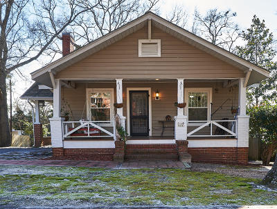 Aberdeen Single Family Home Active/Contingent: 303 Summit Street