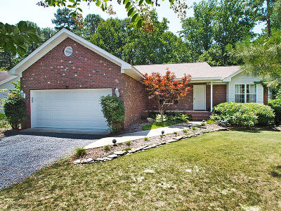 Moore County Single Family Home Active/Contingent: 25 Scioto Lane