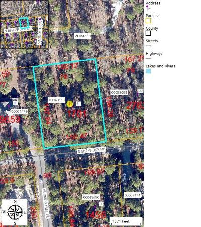 Foxfire Residential Lots & Land For Sale: 34 N Shamrock Drive
