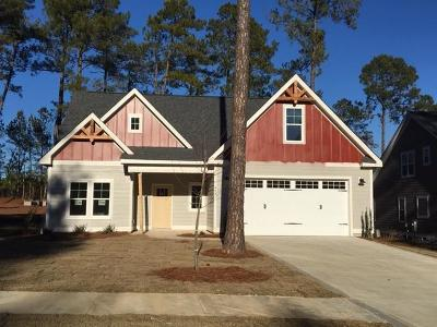 Moore County Single Family Home Active/Contingent: 495 Legacy Lakes Way
