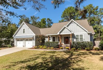 Southern Pines Single Family Home Active/Contingent: 200 Country Club Circle