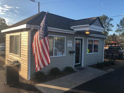 Moore County Commercial For Sale: 1375 Old Us 1