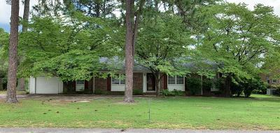 Fayetteville Single Family Home For Sale: 404 Dunmore Road