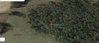 Residential Lots & Land For Sale: 972 Mill Branch Road