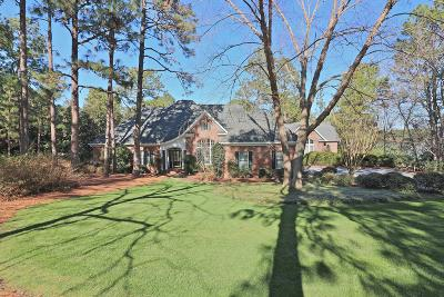 Pinehurst Single Family Home For Sale: 5 Inverrary Road