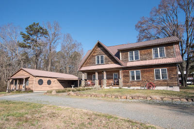 Carthage Single Family Home For Sale: 1158 Crabtree Road