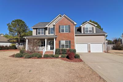 Aberdeen Single Family Home For Sale: 109 Sandy Springs Road