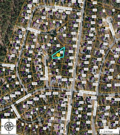 Pinehurst Residential Lots & Land Active/Contingent: 10 Lassiter Lane