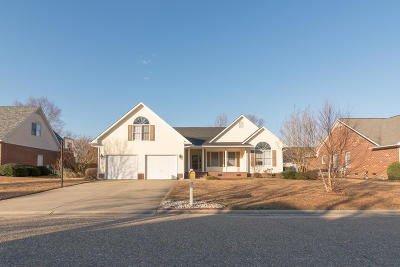 Fayetteville Single Family Home For Sale: 3010 Marcus James Dr