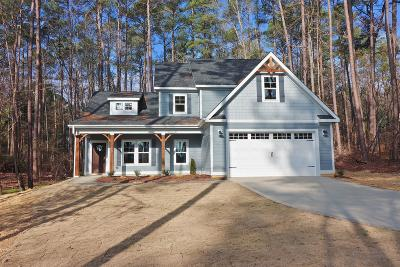 Whispering Pines Single Family Home Active/Contingent: 60 Lakeview Drive