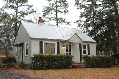 Moore County Rental For Rent: 860 N Ridge Street