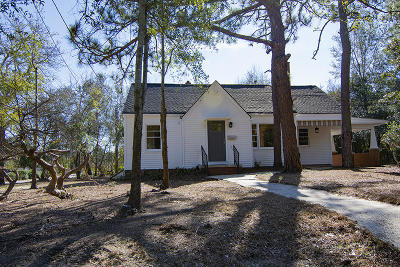 Southern Pines Single Family Home For Sale: 385 N Carlisle Street