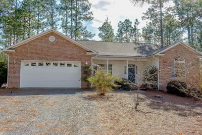 Pinehurst Single Family Home For Sale: 160 Kingswood Circle