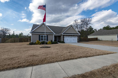 Aberdeen Single Family Home Active/Contingent: 346 Shepherd Trail