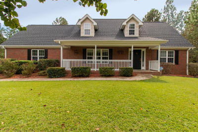 Pinehurst Single Family Home Active/Contingent: 10 Tandem Drive