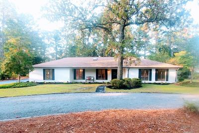 Whispering Pines Single Family Home Active/Contingent: 12 Pine Crest Drive