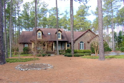 Pinehurst Single Family Home For Sale: 7 Brinyan Ct