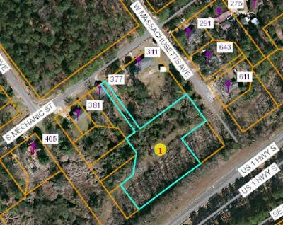 Southern Pines Residential Lots & Land For Sale: W Massachusetts Avenue
