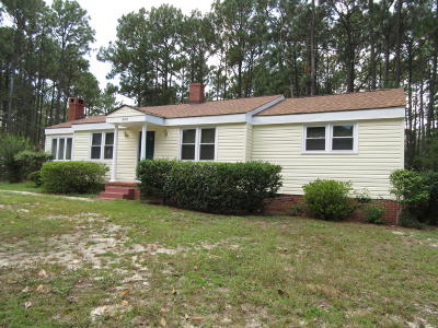 Moore County Rental For Rent: 350 Crestview Road
