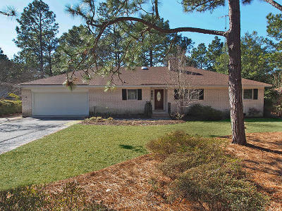 Whispering Pines Single Family Home Active/Contingent: 18 Windsong Place