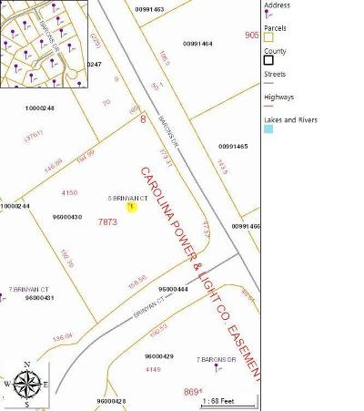 Pinehurst Residential Lots & Land For Sale: 5 Brinyan Court