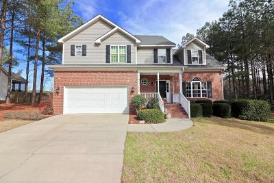Carthage Single Family Home For Sale: 267 Magnolia Hill Drive