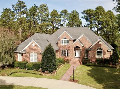 Pinehurst Single Family Home For Sale: 240 Woodland Drive